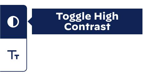 Toggle High Contrast ボタンイメージ